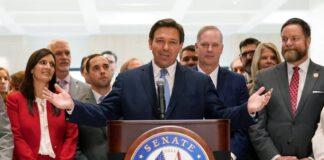 Guverner Floride DeSantis